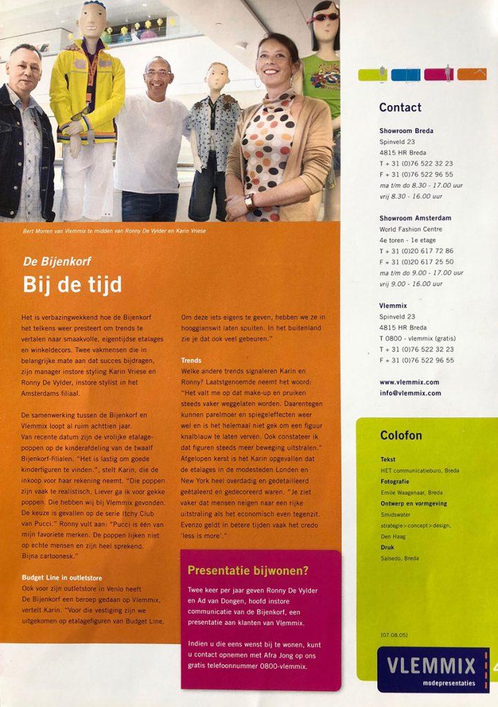 Vlemmix magazine