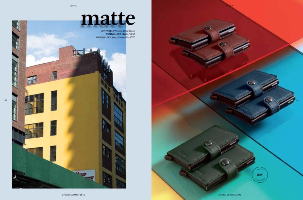 Catalogus 2018 Matte